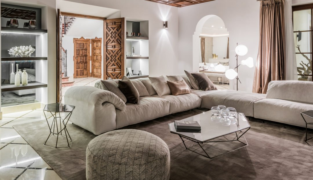 Projects Interior Design In Marbella