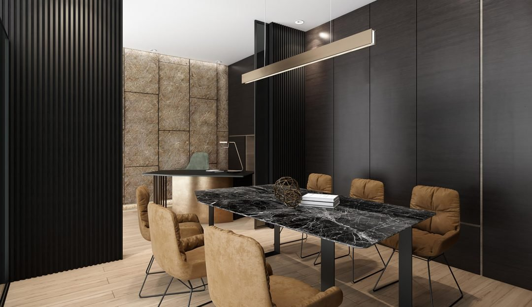 Luxury Estate Agent Office Design